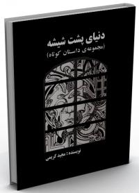 کتاب دنیای پشت شیشه (مجموعه داستان کوتاه) کد 539